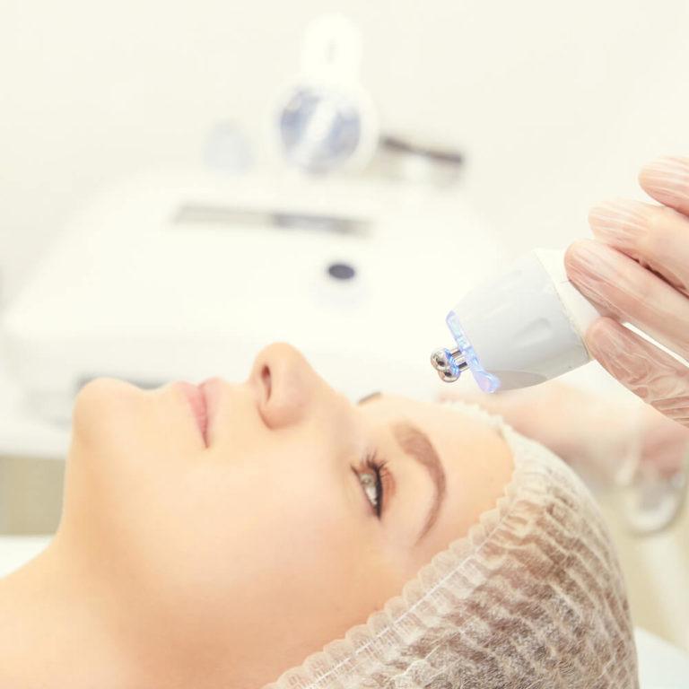 Ventajas de la limpieza facial