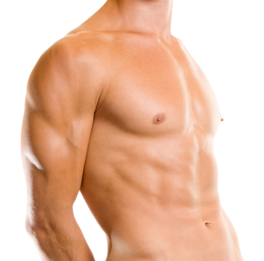 Remodelación corporal masculina